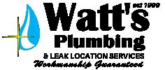 Watts Plumbing
